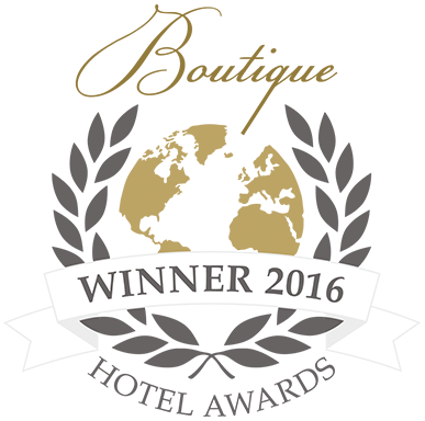 Winner of the Boutique Hotel Awards, World's Best Private Villa 2016